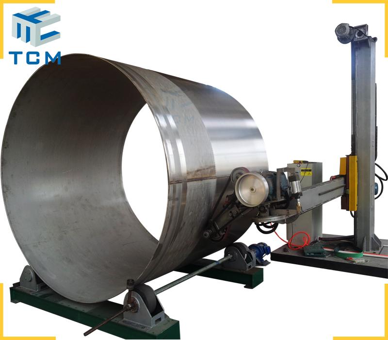 Automatic Stainless Steel Tank Polishing Machine