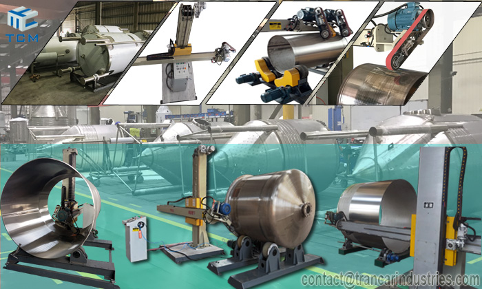 Stainless steel tank polishing machine professional supplier in China