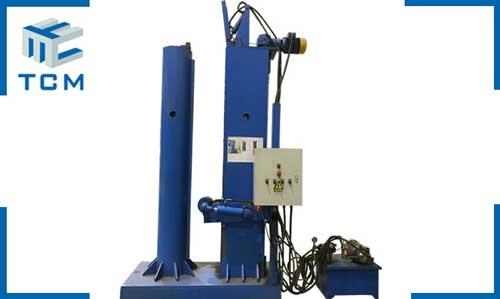 Weld Seam Flatten & Grinding Machine