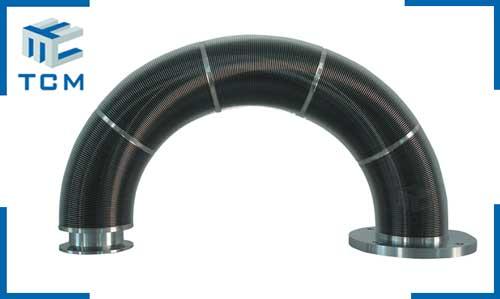 Steel Metal Vacuum Bellows