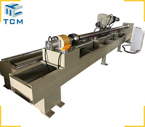 Steel pipe tube automatic polishing machine