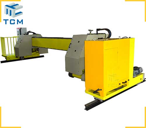 Steel Flat plate sheet automatic polishing machine