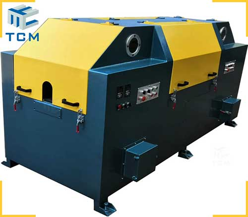 New Arrival automatic grinding machine for steel wire rod surface grinding polishing