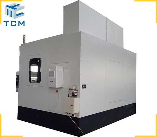 CNC Automation Steel Dish Head Surface Grinding Machine