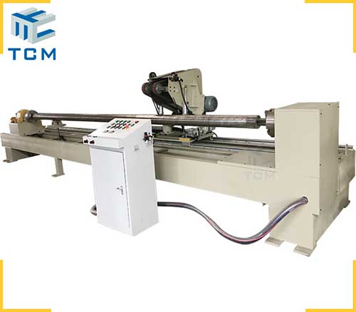 Steel Round Solid Bar Surface Automatic Grinding Machine
