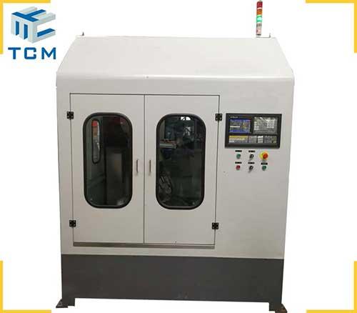 Steel dish head CNC automatic polishing machine