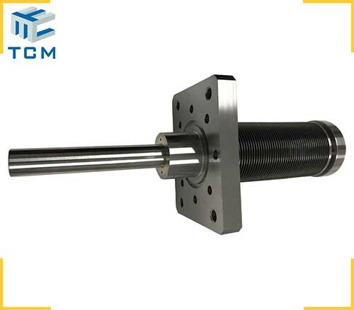 Welded metal Vaccum bellows