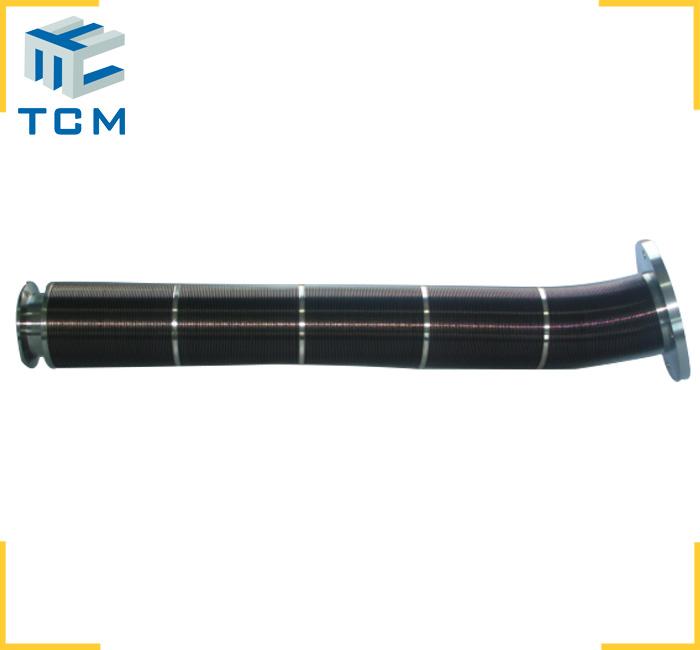lyophilizer hydraulic piston bellow vacuum bellows