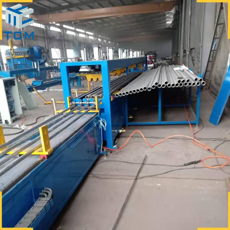 Steel sanitary tube inner polishing machine pipe polishing machine