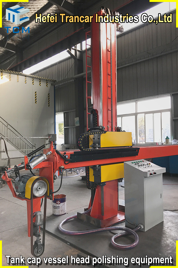 Trancar Industries factory price steel dish head grinding equipment for sale  (2).jpg