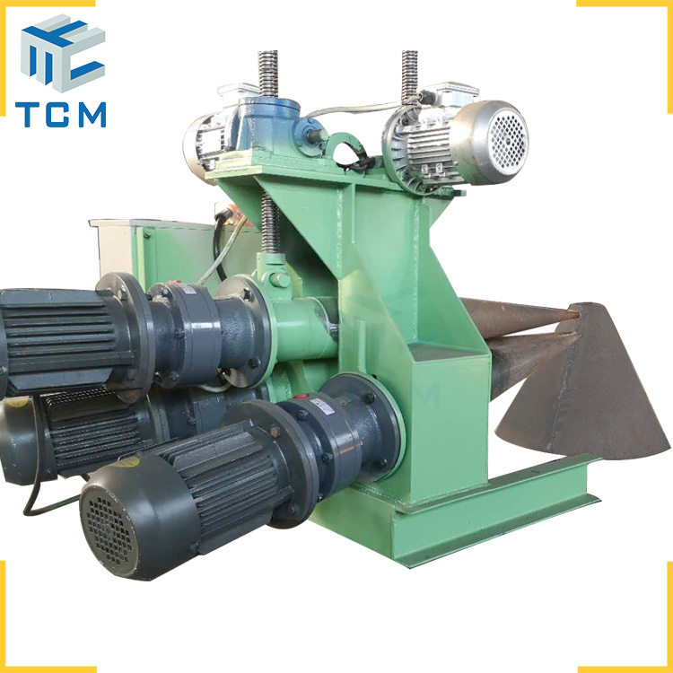 Hydraulic steel conical cone rolling machine from Trancar Industries